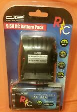 Digital Energy RC 9.6V battery Pack Rechargeable 2000 mAh NEW
