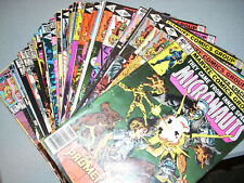 MICRONAUTS (1979) #5-58 + NEW VOYAGES (1984) #3-8