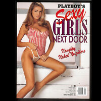 Playboy's Sexy Girls Next Door 1998 V1 (Near Mint) Brooke Richards,