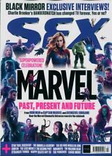 UK SFX magazine March 2019 MARVEL Tom Hiddleston IRON MAN Avengers: Endgame THOR