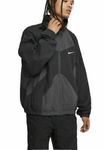 Nike Windbreaker Jacket Men's Official Reissue 1996 Training Black BV5210-060
