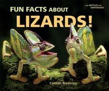 NEW - Fun Facts About Lizards! (I Like Reptiles and Amphibians!)