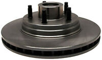 Disc Brake Rotor and Hub Assembly-Non-Coated Front ACDelco Advantage 18A130A