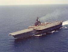 USS FORRESTAL 8X10 PHOTO NAVY US USA MILITARY AIRCRAFT SUPER CARRIER SHIP
