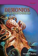 TIME for Kids en Español - Level 5: Demonios de la Profundidad by Timothy...