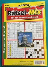 Bastei Rätsel-Mix Sammel-Band 36 NEU + unbenutzt 1A abs. TOP