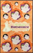 Dr. Stinky's Scratch & Sniff Stickers - Ghost Marshmallow - Excellent!!