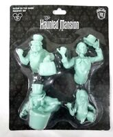 Disney Parks Magnet Set Haunted Mansion Glow in the Dark Hitchhiking Ghosts