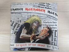 Single / Iron Maiden – Be Quick Or Be Dead / 1992 / GEMA PRESSUNG / RAR /