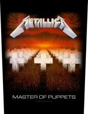 Metallica Master of Muñecos Parche de espalda 600675 #