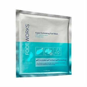 AVON  Exfoliating Foot M@sk Socks -