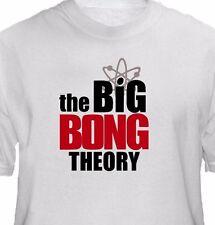 The Big Bong Theory! The Big Bang Theory! Best Weed Shirts Around! Weed Pot 420