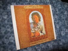 "GILBERT O'SULLIVAN JAPAN  CD GATE FOLD COVER ""A STRANGER IN MY OWN BACK YARD"""