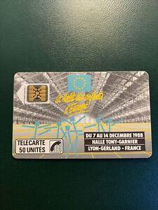 TELECARTE FRANCE PUBLIQUE /F41/HALLE TONY GARNIER Luxe