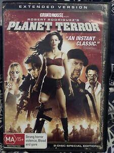 Planet Terror (DVD, 2008)