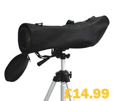 Spotting scope's stay on / carry case. Polyamide nylon, waterproof