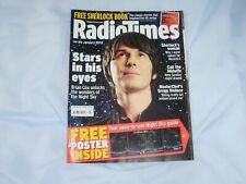 RADIO TIMES 14-20 JAN 2012 BRIAN COX FRONT COVER EXCELLENT/NEAR MINT CONDITION