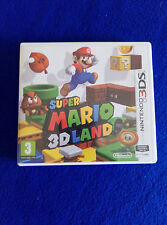 jeu nintendo 3DS super mario 3D land complet