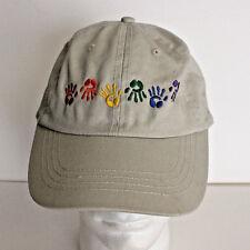 Art Little Hand Prints Baseball Cap Trucker Biker Hipster Punk Hat Snapback