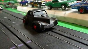 Classic  t-jet car / 1941 willys / drag racer / modified / lowered W, chassis !