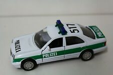 MB Mercedes Benz E320 Polizei Police 1:43 WELLY