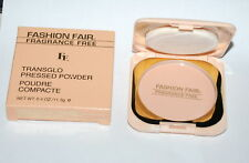 Fashion fair TRANSGLO PRESSED POWDER Sable