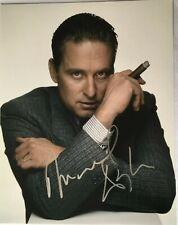Michael Douglas Wall Street Gordon Gekko Signed 11x14 photo autograph