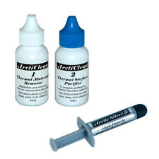 Arctic Silver 5 Thermal Compound 3.5 Grams with ArctiClean 60 ML Kit