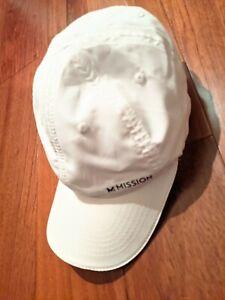 MISSION Enduracool HAT COOLING CAP White