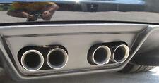 C6 and Z06 Corvette Rear 4 Tip Diffuser