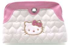 HELLO KITTY CASE WHITE FODERO BIANCO CUSTODIA BORSETTA BAG BOX ASTUCCIO