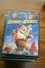 HOME ON THE RANGE - DISNEY DVD - NEAR MINT CONDITION!!!