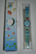 2003 Swatch watch GS111 PACK FRENCH PACK (LUCKY YOU) SPECIAL PACKAGING FRANCE