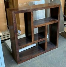 Dakota Square Bookcase (SL337)