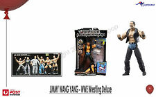 WWE DELUXE AGGRESSION JIMMY WANG YANG Series 9 Figure by Jakks BNIB WRESTLING