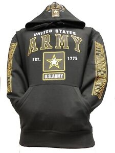 US Army hoodie unique design hooded sweatshirt