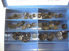 Assortment Wheel Cylinder Cups Lot of (60) NOS Vintage Cars 6 different sizes