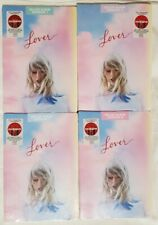 Sealed 2019 CD Set Taylor Swift Lover Deluxe Album Versions 1, 2, 3, 4