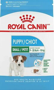 Royal Canin  small Puppy  Dry Dog Food free shipping.
