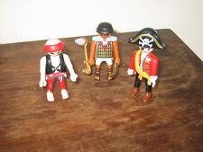 PLAYMOBIL Pirati del Mare BATTAGLIE egiziano Play Figure seduti o in piedi aggiungere ad altri