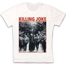 Killing Joke Malicious Damage Punk Rock Retro Vintage Unisex T Shirt 1733