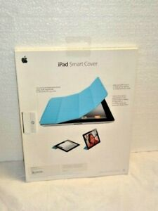 APPLE IPAD SMART COVER - Gray COMPATIBLE WITH IPAD 2, 3, 4, MC939LL/A NEW SEALED