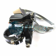 New Shimano Deore FD-M590 590 Front Derailleur Top Swing 3x9-speed