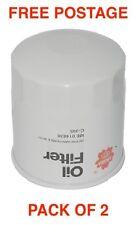 Sakura Oil Filter C-1122 FORD FALCON AU NAVARA - BOX OF 2 CROSS REF RYCO Z89A