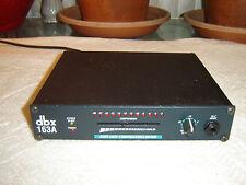 DBX 163A, Over Easy Compressor / Limiter, Vintage