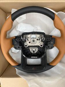 Range Rover Sport L494 SVR Steering Wheel