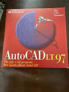 Autocad Lt 97 CD And CD Key/SSN