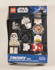 LEGO STAR WARS Armbanduhr STORMTROOPER *NEU* OVP * star wars lego Armbanduhr