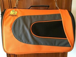 Pet Magasin Airline Approved Cat/XS Dog Carrier Collapsible Water-Resistant New