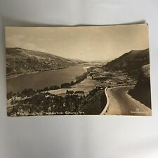 Columbia River Point Highway Oregon RPPC Real Photo Unposted Postcard